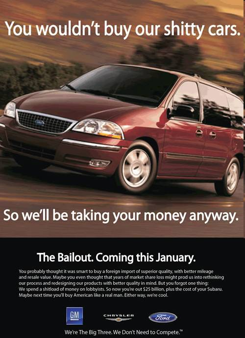 Big-three-bailout