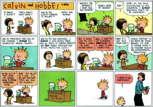 Calvineconomics