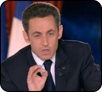 Sarkozy show