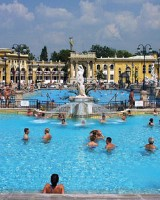 Budapest-bains
