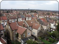 UK Homes: old and small